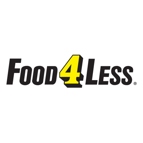 Food 4 Less Central Valley logo