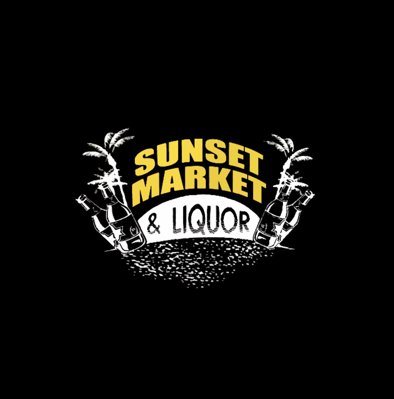 Sunset Market & Liquor logo