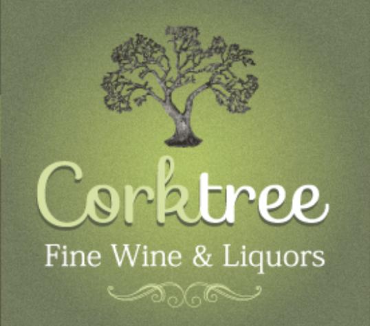 Corktree Fine Wines & Liquors logo