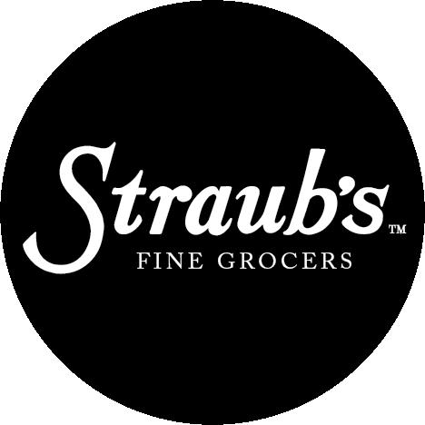 Straub's Fine Grocers logo
