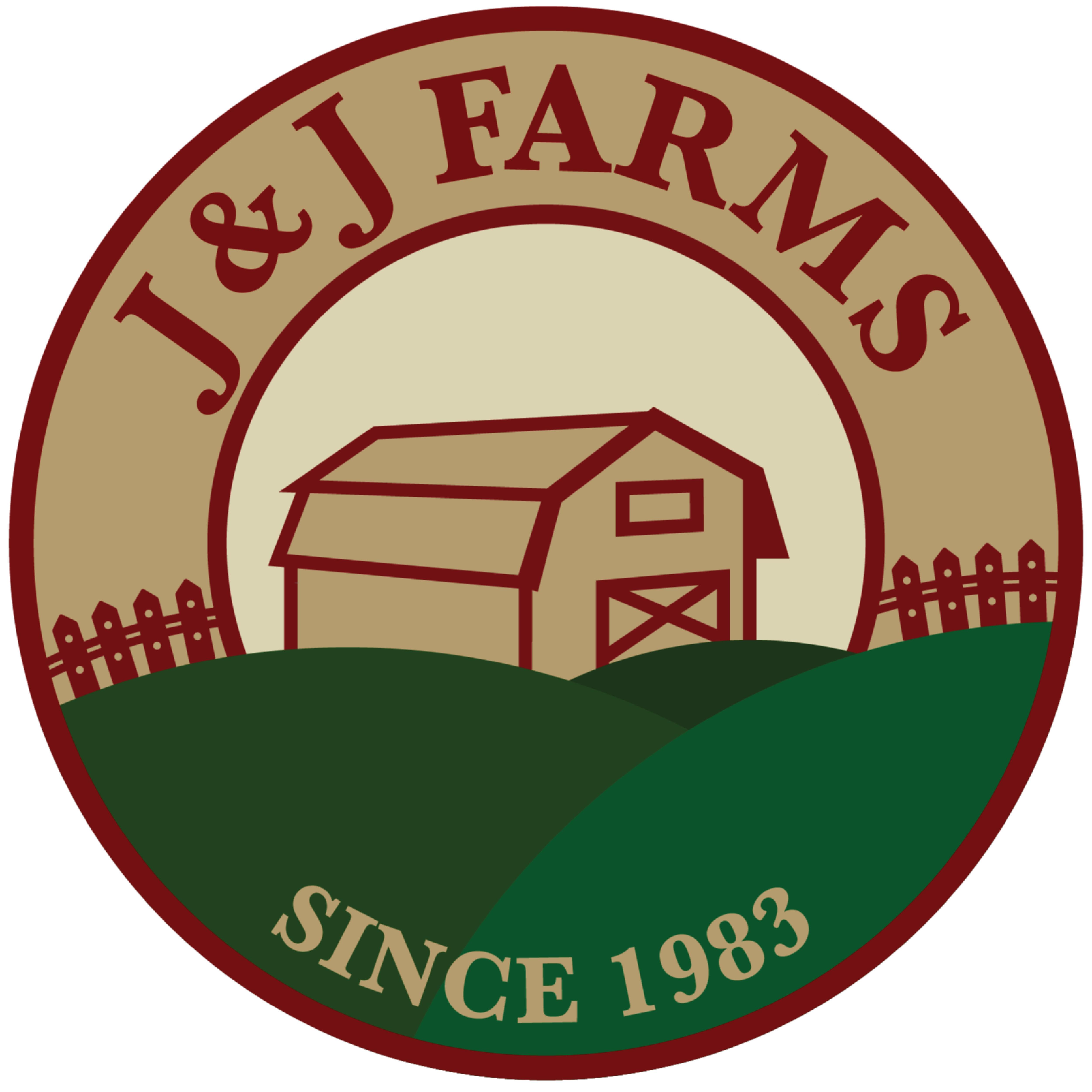 J&J Farms logo