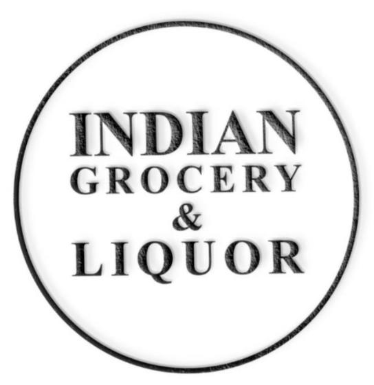 Indian Market and Liquor logo