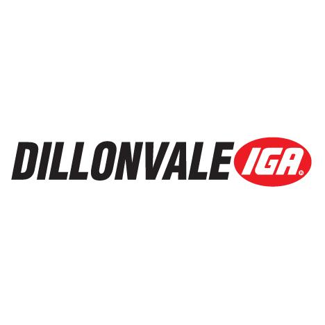 Dillonvale IGA logo