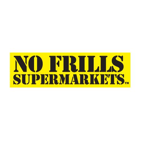 No Frills Supermarket logo