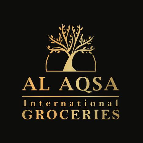 Alaqsa International Groceries logo