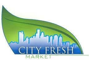 City Fresh Market logo