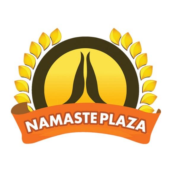 Namaste Plaza logo