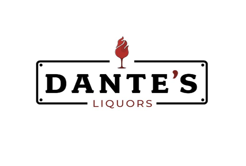 Dante's Liquors logo