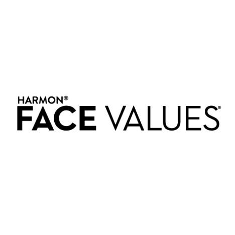 Harmon Face Values logo
