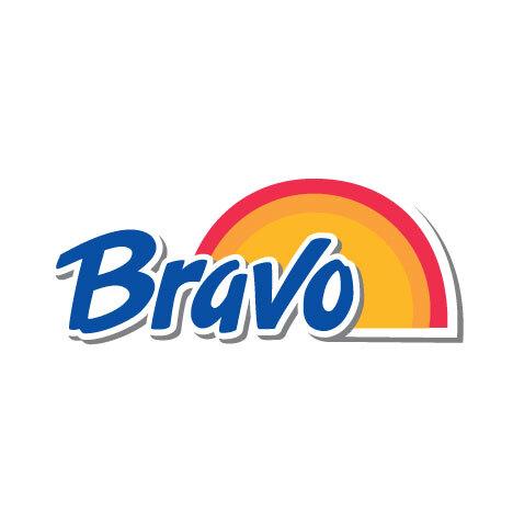 Bravo Supermarkets logo