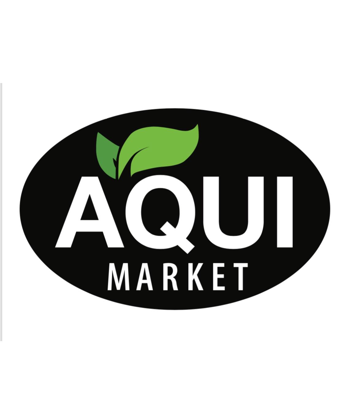 Aqui Market logo