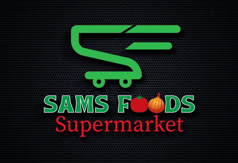 Sam's Food Supermarket logo