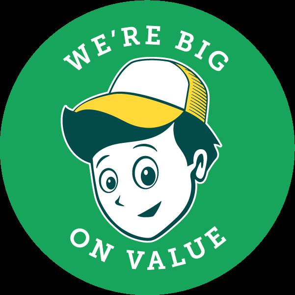Little Giant Farmer's Market logo