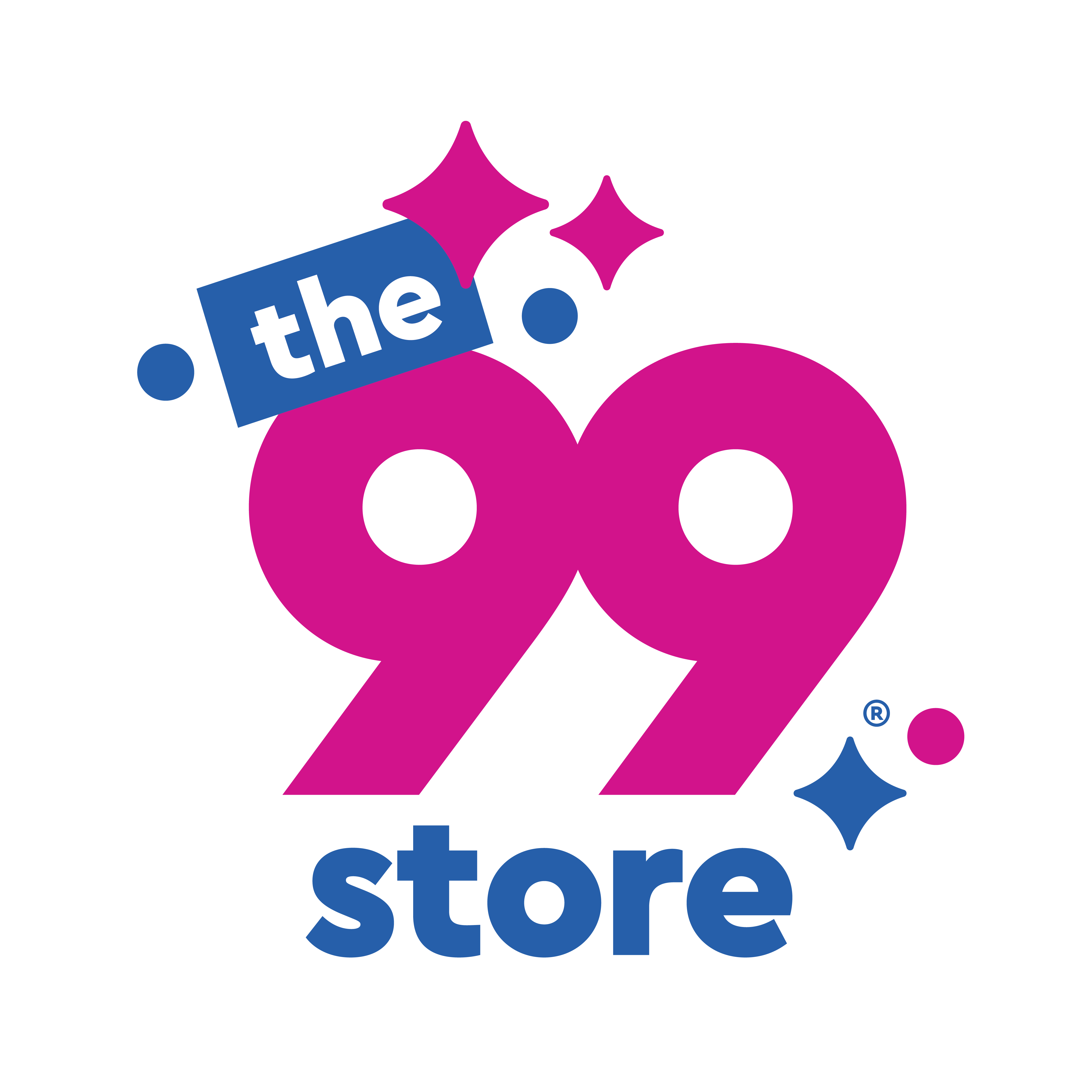 The 99 Store logo