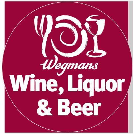 Wine, Liquor & Beer at Montvale Wegmans logo