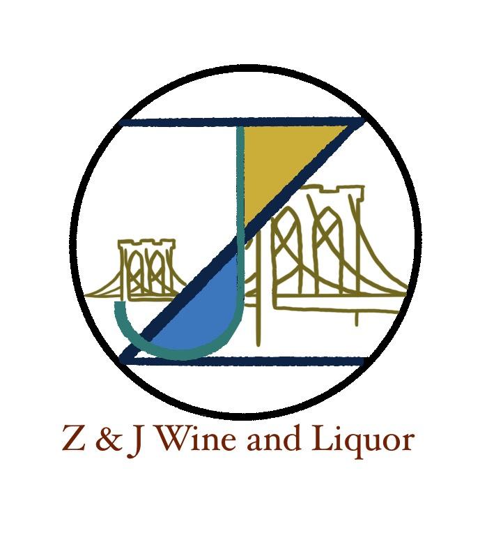 Z & J Wine and Liquor logo