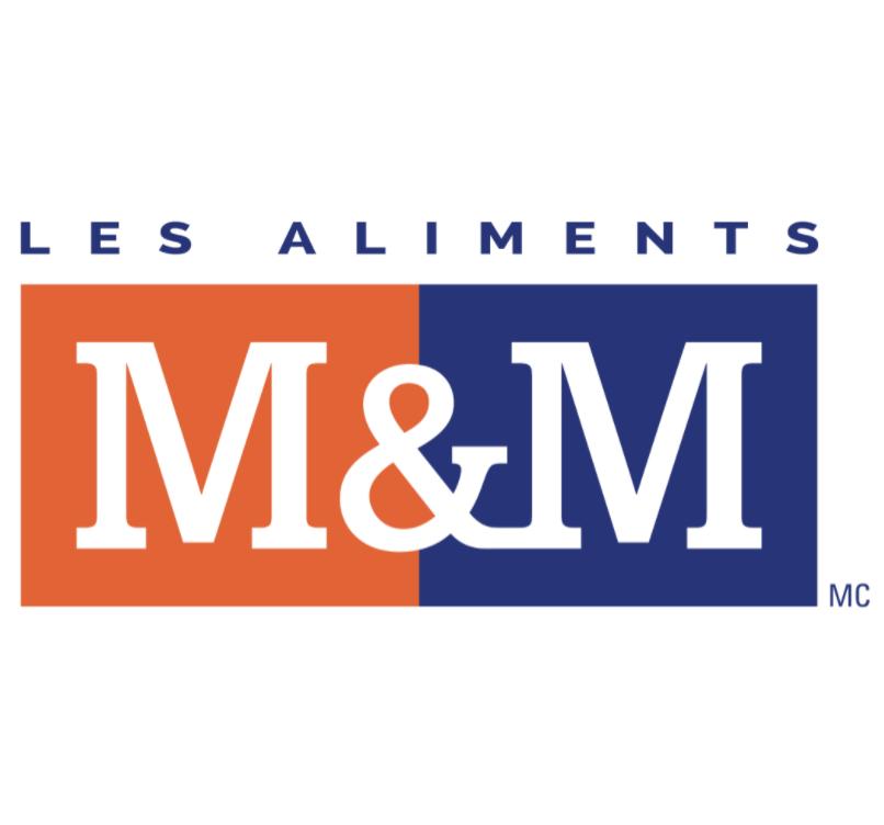 Les Aliments M&M logo