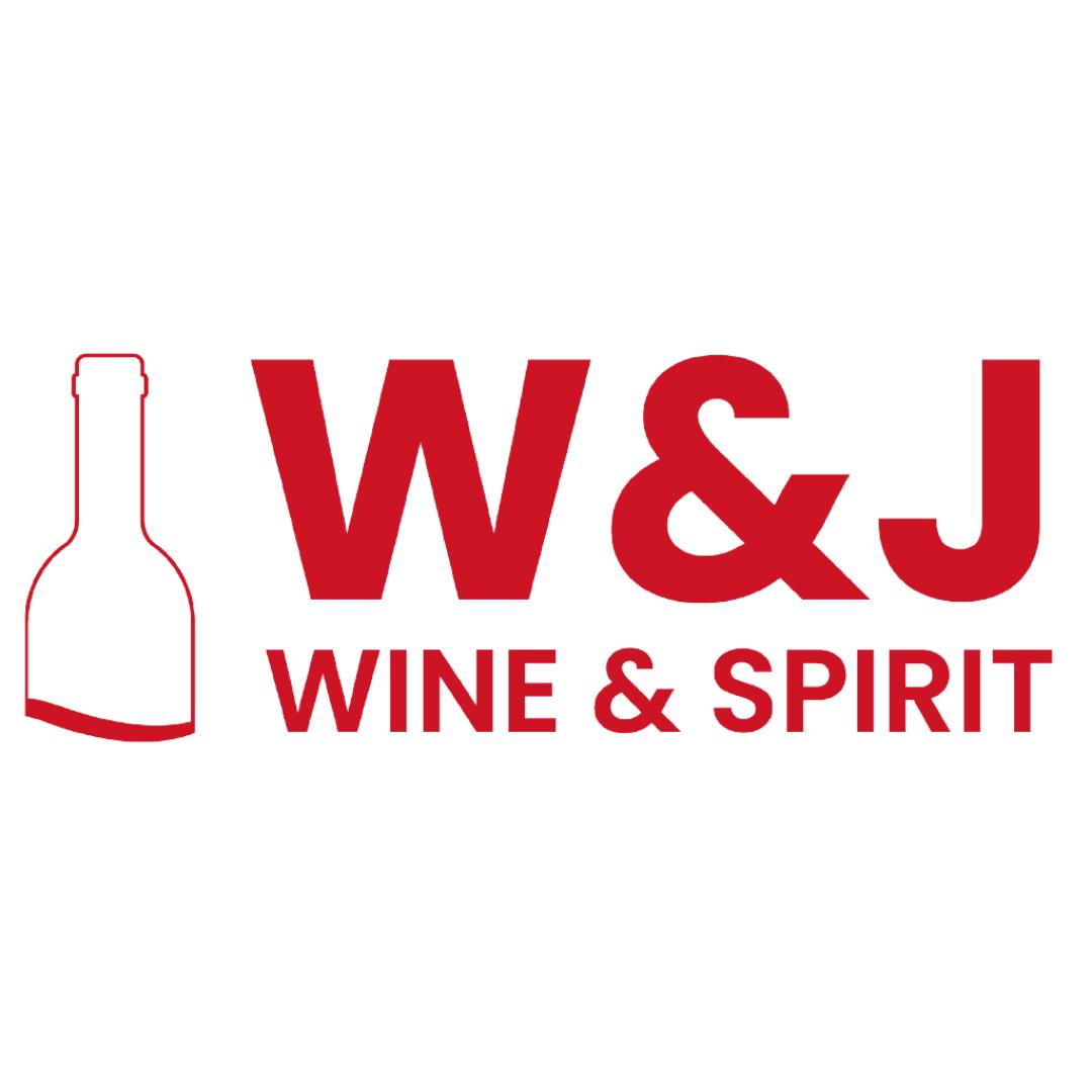 W & J Liquor logo