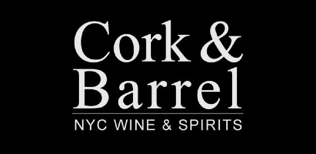 Cork and Barrel Wine and Spirits logo