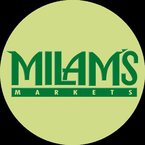 Milam's Markets logo