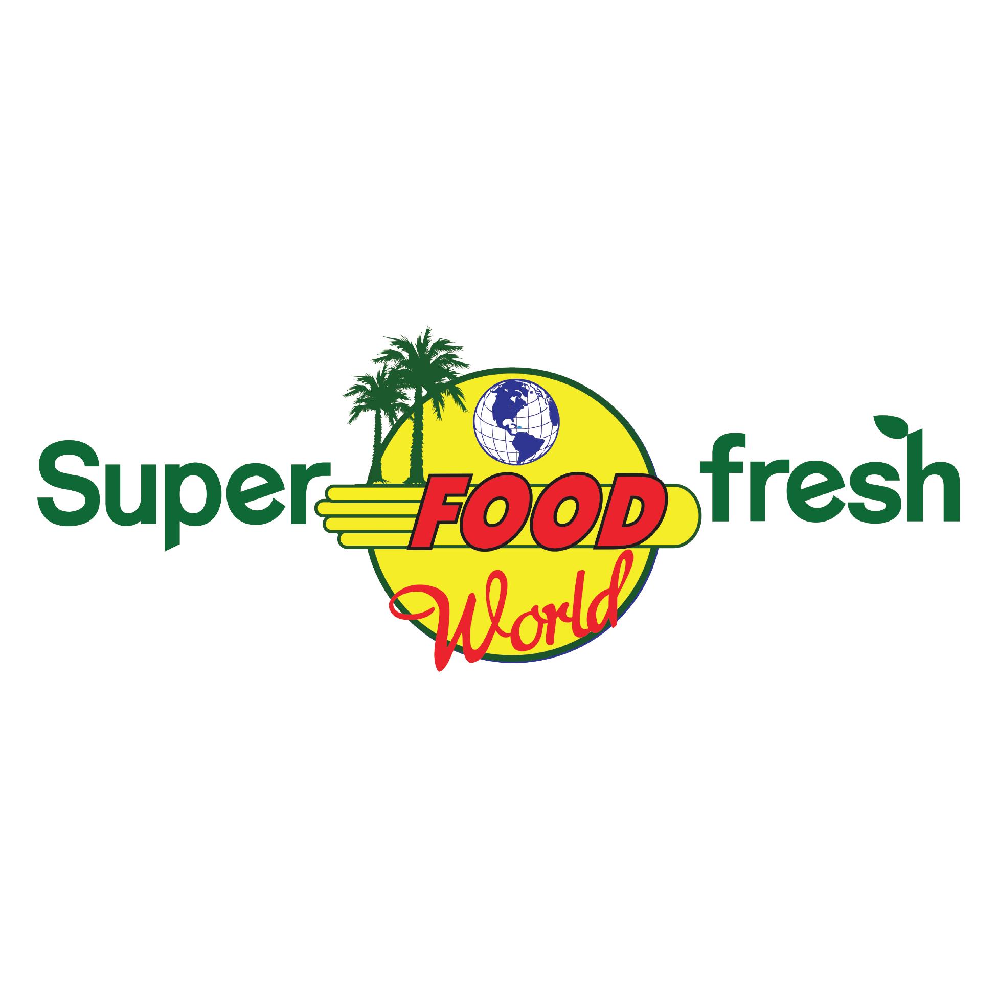 Superfresh Food World logo