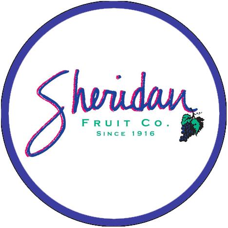 Sheridan Fruit Co logo