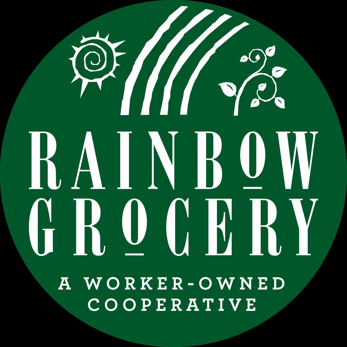 Rainbow Grocery logo