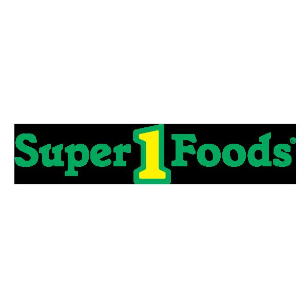 Super 1 Foods logo