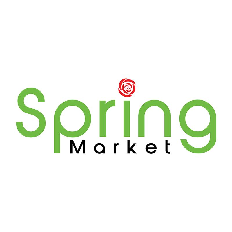 Spring Market logo