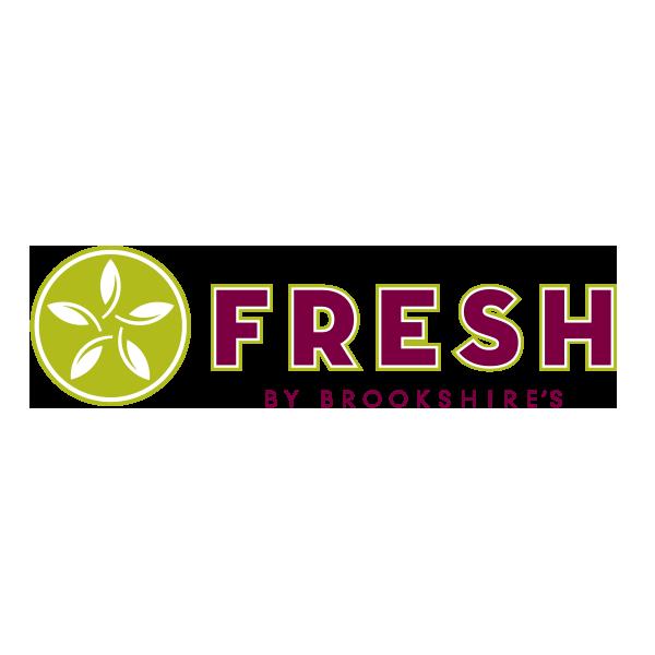 FRESH by Brookshire's logo