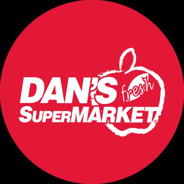 Dan's Supermarket logo