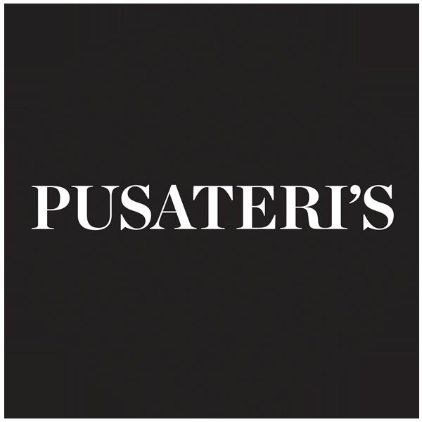 Pusateri's logo