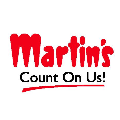 Martin's Super Markets logo