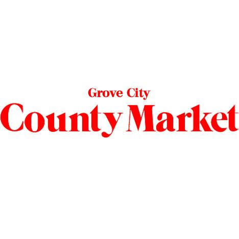 Grove City County Market logo