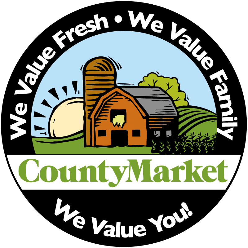 My County Market logo