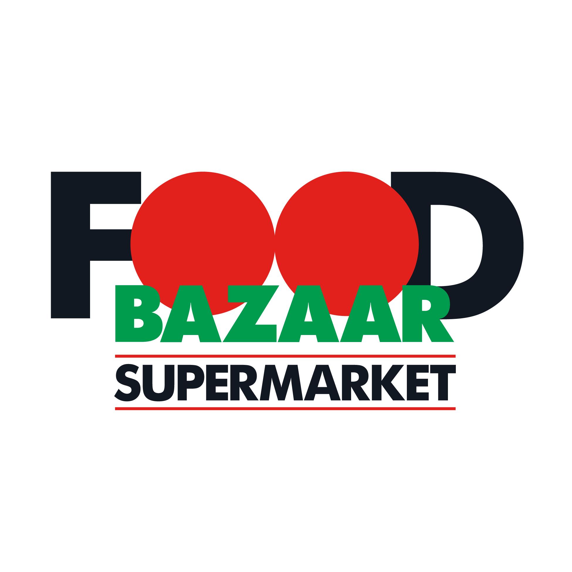 Food Bazaar Beer & Wines logo