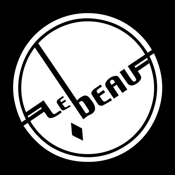 LeBeau Nob Hill logo
