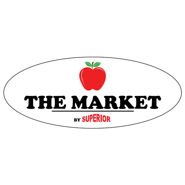 THE MARKET by Superior logo